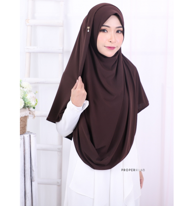 ALLP DEEP BROWN