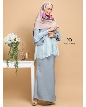 AURELIA DUSTY BLUE